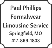 Paul Phillips Formalwear and Limousine