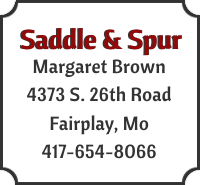 Saddle & Spur